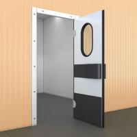Маятниковая дверь одностворчатая МДО 1800х1000мм